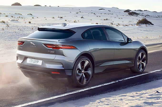 nuovo suv jaguar