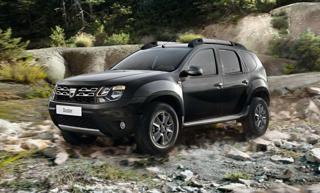 suv economici Dacia Duster